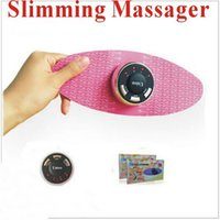 Wholesale New Health Mini Electronic Slim Patches Body Muscle Butterfly Massager Slimming Vibration Fitness