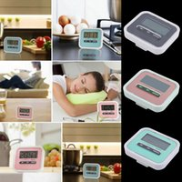 Wholesale 2016 Newest Magnetic Digital Lcd Timer Count Up Down Egg Cooking Chef Tool