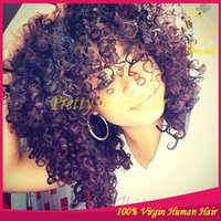 Cheap Wig glueless lace wigs Best 100% Human Hair Yes human hair lace wig