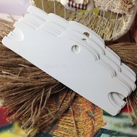 Wholesale Hot New Kraft Hair Clip Hair band Card Jewelry Display Card If Custom Logo Will Cost Extra