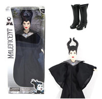 Wholesale Maleficent doll inch Anime Classic Girls brinquedos Collection doll toy action figures