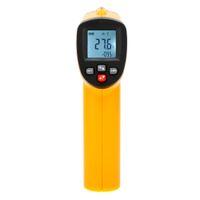 Wholesale Laser Mini Point - Instruments GM300E Non-Contact Mini LCD Digital IR Infrared Thermometer Laser Point Temperature Gun Range -50~420 Degree Tester E0514