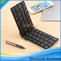 original laptops - Original iLepo Bluetooth Keyboard iLepo360 Portable Bluetooth Wireless Keyboard Built in Rechargable Battery For PC Computer Laptop Tablet