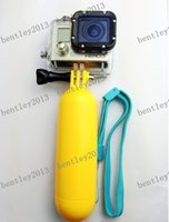 Wholesale GoPro Bobber Floating Handheld Hand Grip Stick Floaty Grip Stabilizer Monopod for GoPro Go pro Hero