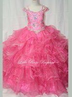 Cheap Girls Pageant Dresses Best Flower Girl Dresses