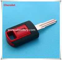 Wholesale High Quality Cherolet electric key casing Locksmith Tool Auto key Remote DVR Car charger