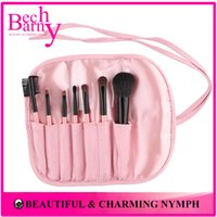 real techniques makeup brush - Lovely Real Makeup Brushes Professional Maquillaje Techniques Maquillage Brushes Pink Color Makeup Brush Set