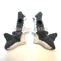 baby boy unique gifts - Super Cute And Very Unique Crochet Baby Shark Booties Sharks Shark Socks Photography Prop Baby Boy Girl Shower Gift