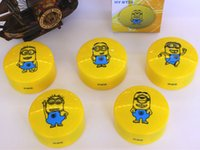 audio smile - High Quality HY BT25 Speaker Bluetooth Speaker USB TF Cards Laugh Big Smile kiss cute Naughty Five Minions Expression Free DHL