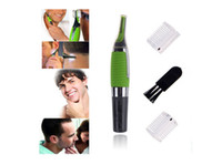 Wholesale Micro Touch Magic Max Micro touch Magic Hair Trimmer New With Battery Men Shaving Hair Removal Epilator