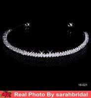 beautiful bridesmaid jewelry - Bohemian Beautiful Boho Hair Accessories Bridal Jewelry Crystal Rhinestone Wedding Headbands Cocktail Party Prom Bridesmaid Headpieces Cheap
