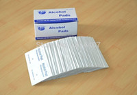 Wholesale Disposable Alcohol Prep Pads Antiseptic Wipes Isopropyl