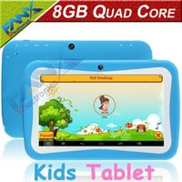 app games free - inch Quad Core Children Kids Tablet PC GB RK3126 Android MID Dual Cam Educational Games App Birthday Gift