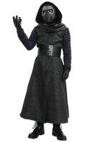 Wholesale Xcoser Kylo Ren Costume Star Wars VII The Force Awakens Cosplay Villain Deluxe Adult Halloween Costume and Mask Black