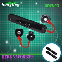 Wholesale 2014 newest product G PRO herbal vaporizer titan vaporizer made in CHina with price and high quality