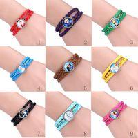 babies charm bracelet - Frozen Bracelet Anna Elsa Princess Bracelet Jewelry Olaf bracelets christmas gift baby girls birthday gift Charm Bracelets Styles