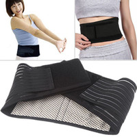 Wholesale Magnetic Therapy Thermal Self Heating Waist Pad Belt Waist Support Brace Protector Health Care Item