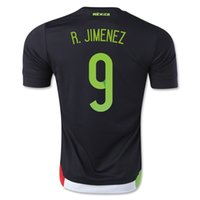 wholesale mexico - Customized Thai Quality Mexico R JIMENEZ Home Soccer Jersey Mexico soccer gear Mexico soccer jersey at our Soccer Shop