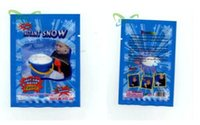 fake snow - Magic Prop DIY Instant Artificial Snow Powder Simulation Fake Snow for Party Christmas Decoration Hot sale