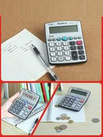 Wholesale hot sale good and Durable Electronic Calculators for Student Gifts Office Supplies
