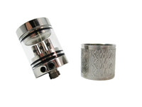 Wholesale Lancia RDA Lancia atomizer Instock VS little Boy Hobo dark horse big dripper Orchid v3 v4 plume veil lancia expromizer atty rose v2 doge RDA