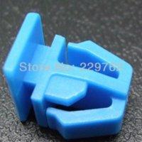 Fastener & Clip auto side moulding - 100PCS Body Side Moulding Clip For Honda SH2 Civic amp CR V On Plastic Clips Car Auto Fasteners Rivet M47762