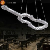 assured hotels - latest popular style lyriform modern pendant lamp apply to parlor hotel hall bar led item Quality assured