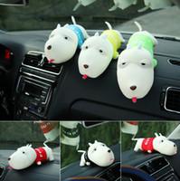 Carbón de bambú Bolsa Doll coche Ambientador Desodorante Purify Auto Ambientador para el coche a estrenar de la buena calidad