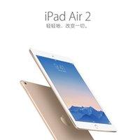 Wholesale 100 Original Refurbished Apple iPad Air G Wifi iPad Touch ID quot Retina Display IOS A7 refurbished Tablet DHL