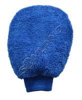 Wholesale 5PCS Microfiber waxing Sealant Polishing Buffing Mitt car care Cleaning dusting Mitt Plush Microfiber Gloves High Quality