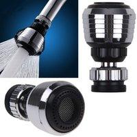 Wholesale New Kitchen Faucet Shower Head Water Saving Bubbler Splash Filter Faucet Aerator Swivel Adjustable Nozzle Spout