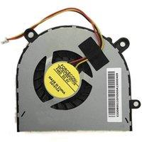 radiator fan motor - New Original Cpu Cooling Fan For MSI FX603 FX610 FX610MX FX610DX FX600 FX600MX Brushless Motor Cooler Radiators Cooling Fan