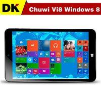 windows tablet - 2015 New arrival CHUWI VI8 GB GB inch IPS x800 Piex Intel Z3735F windows tablet Bluetooth Dual Cameras Multi Language tablet pc