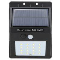 batteries required - Bright Outdoor Solar Lights Motion Sensor Detector No Battery Required Weatherproof Wireless Exterior Security Outdoor Lighting