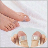 Wholesale Brand New pairs Slim Health Silicon Magnetic Foot Massage Toe Ring with