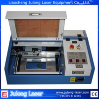 Wholesale Dragon laser engraving machine creativity commodity crystal glass carving wood beads photo engraving machine