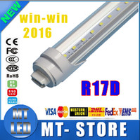 Globe best cool tube - Factory best price R17D t8 led tube light ft W m Fluorescent Lamp Rotating smd2835 leds lm V Frosted Clear Cover tubes
