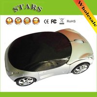 car shape wireless mouse - New Brand Mice Fashion mini Ghz optical wireless mouse car shaped computer Mause Sem Fio mouse for pc laptop computer