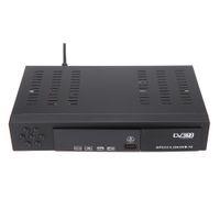 Wholesale High Definition TV box DVB T2 H MPEG4 Digital Video Broadcasting Satellite Tv Receiver Set Top Box for HDTV