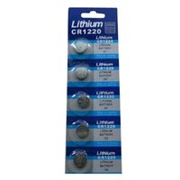 Wholesale 1 CR1220 Button Cell Battery V Lithium Coin Battery for Calculators