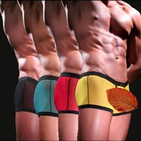 silk panties for men - underwear men sexy transparent Mesh gauze lace panties gay male sheer see through shorts silk Bikini sex Boxers for men piece