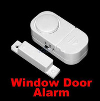 Wholesale Fashion Hot Wireless Door Window Entry Burglar Alarm Safety Security Guardian Protector