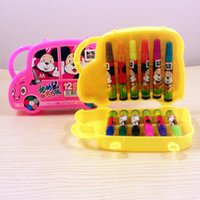 Wholesale Colors Water Brushes Water Color Pen Learning Education Drawing Toys doodle penTY469