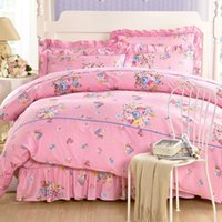 Cheap bedding set,among cotton bed sheet for a big bed linen, 3d bedding set Textile family of four duver cover bedding sets