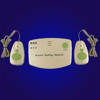 alarm button for elderly - Home Safety Alarm Personal Electronic Alarm for Elderly and Children Security Siren with SOS Emergency Call Button