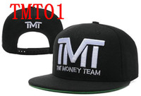 Wholesale and Retail TMT the money team snapback hip hop hats hiphop caps snapbacks hat baseball cap
