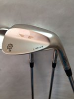 Wholesale 3pcs Vokey SM5 golf wedges degree Silver black Champagne Oem golf clubs SM5 wedges with steel shaft