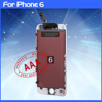 Wholesale For iPhone LCD display with touch screen digitizer complete for inch iPhone LCD