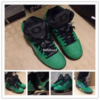 ducks - 2014 Super Perfect quality basketball shoes men Oregon Ducks shoes Green Men athletic shoes US