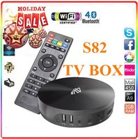 Cheap S802 Android TV Box Best S82 Amlogic